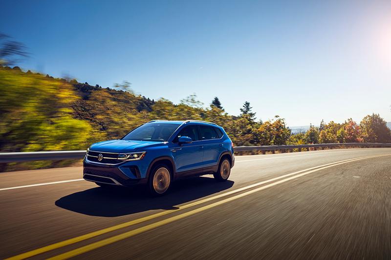 Volkswagen Taos ra mắt: Sub cỡ nhỏ ra mắt đe dọa Kia Seltos
