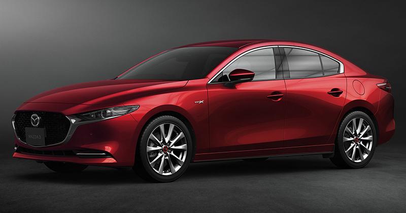 Mazda 3 đời mới lần đầu nâng cấp: Đã đẹp giờ lại được nâng hiệu xuất