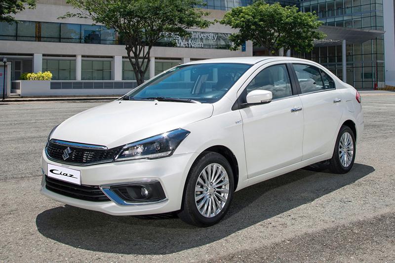 Suzuki Ciaz 2020 bản nâng cấp giảm giá
