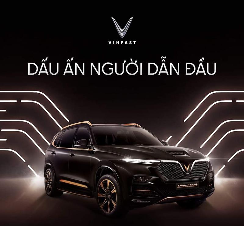 Chiếc xe VinFast President thứ 3 xuất hiện tại đường phố Hà Nội