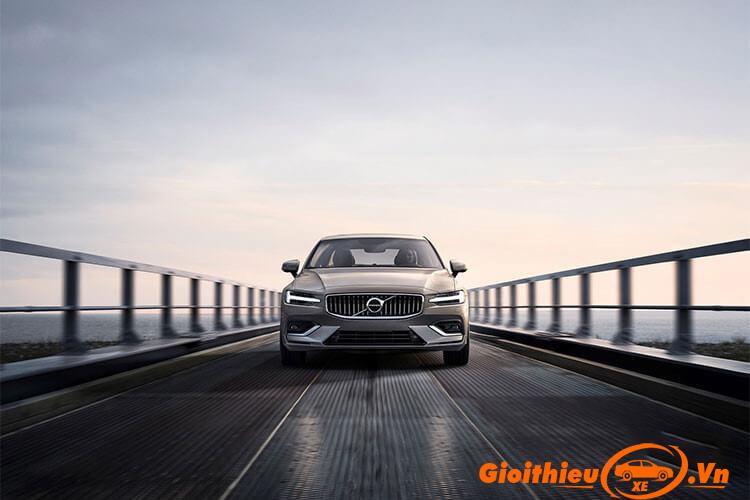 Chi tiết xe Volvo S60 2019, kèm giá bán 08/2019