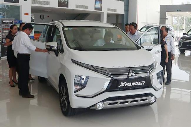 Mitsubishi Xpander tung chiêu bán hàng mới, nhằm thúc đẩy doanh số nhằm lấy lại vị trí số một trong phân khúc